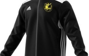 VESTE SURVETEMENT OFFICIELLE CLUB REGISTA  ADIDAS